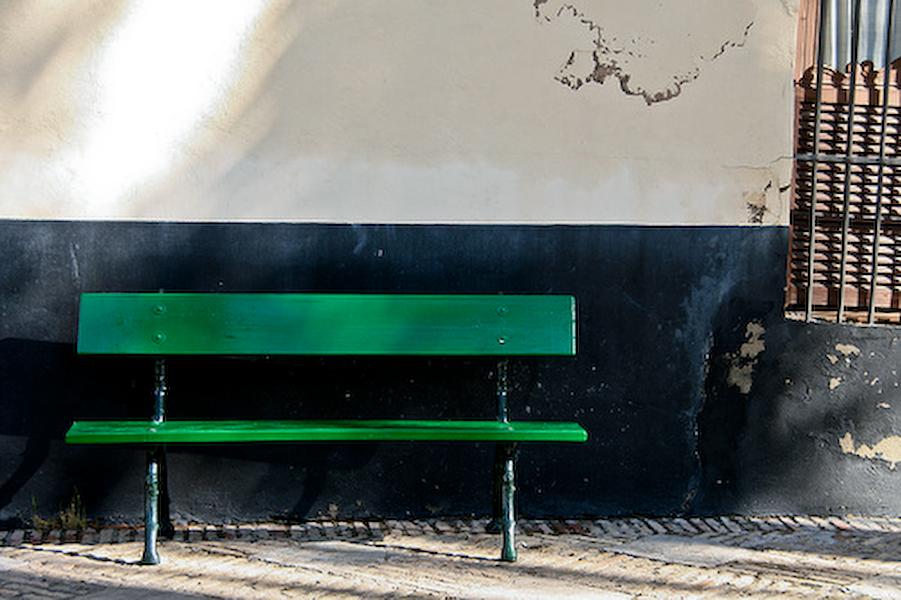 banco verde